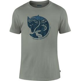 Fjällräven Arctic Fox Kortærmet T-shirt Herrer grå